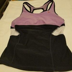 Nike ladies workout tank medium